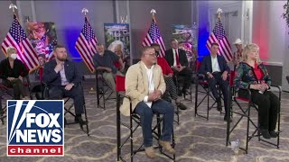 Laura Ingraham's swing state focus group reacts to final debate