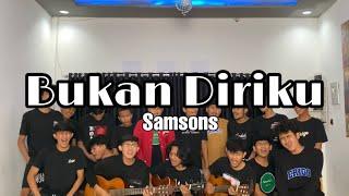 Download Bukan Diriku - Samsons ( Scalavacoustic Cover )