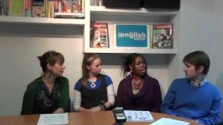Hot English Lesson - Cooking Shows