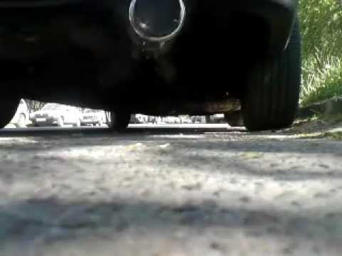 Commoner's Accord CC7 exhaust sound.MP4