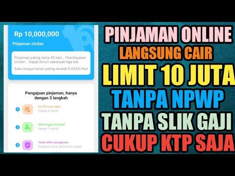 Pinjaman Online 3 Menit Cair Hanya Gunakan Ktp Proses Mudah