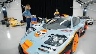 """Probably the best looking race car"" - Lando Norris, McLaren F1 Driver"