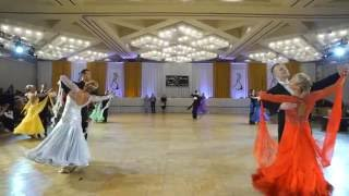 Ballroom Dancing Competition at Unique Dance O Rama 2016 Irvine CA SD