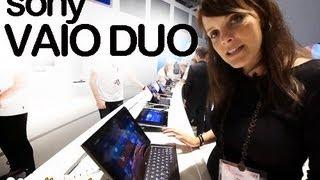 Sony Vaio Duo 11 #Videorama OnTheGo #IFA