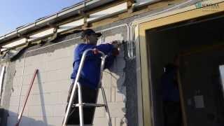 Ciepły montaż okien Sokółka w warstwie ocieplenia w systemie MOWO