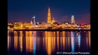 A walk in Antwerp | 4K | GoPro