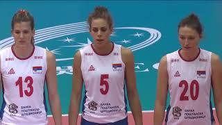 Women's VNL 2018: Thailand v Serbia - Full Match (Week 2, Match 29)