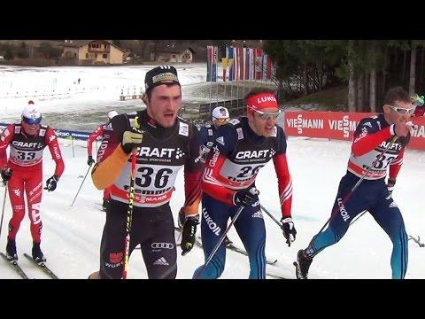 2015 Tour de Ski - Massenstart Herren  - Val di Fiemme
