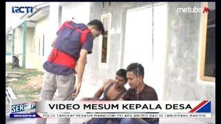 Kepala Desa Mesum di Labuhanbatu Ditangkap, Video Beredar Melalui Media Sosial - Sergap 13/09