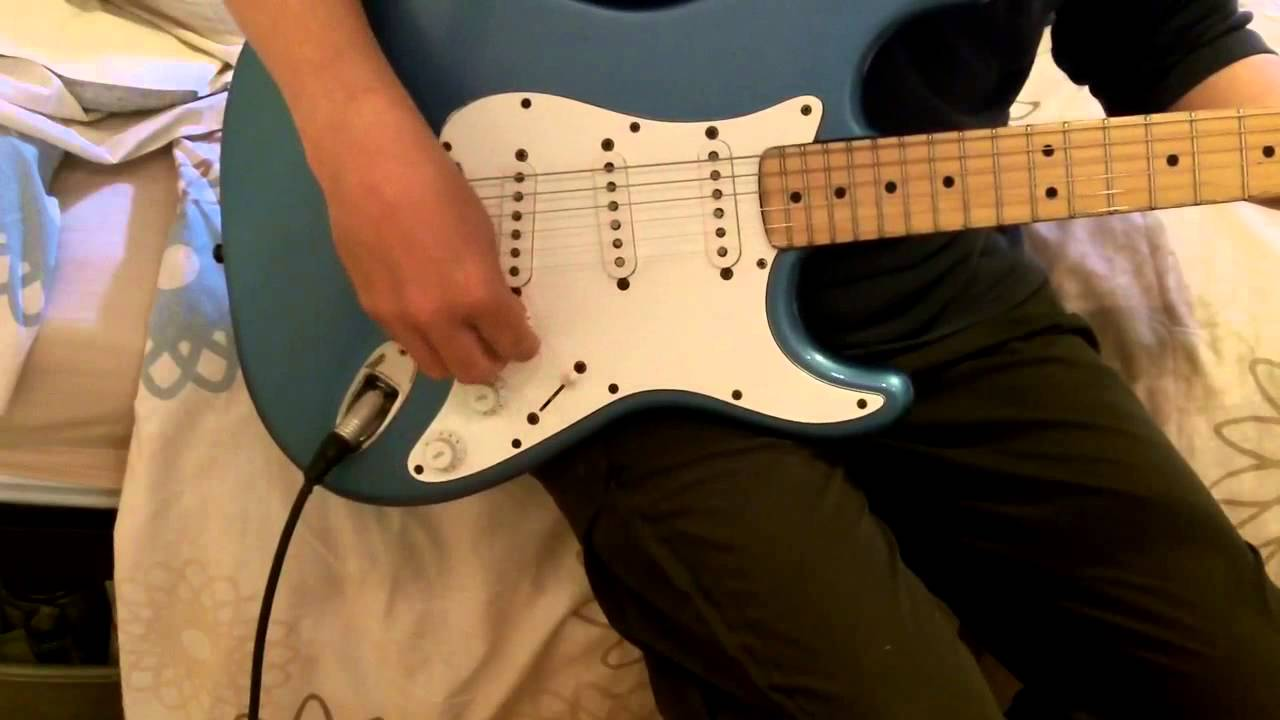 fender mexican strat