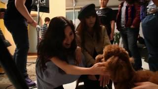 [W Live 2 S.M. Fashionistas] Clip 3_YOONA & SEO HYUN & KAI & LU HAN & SE HUN