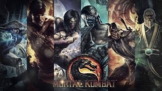 Mortal kombat Main Theme[TF HardTrance Remix][MK9 Mashup Video Mix]