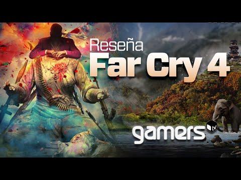 GamersTV - Reseña Far Cry 4
