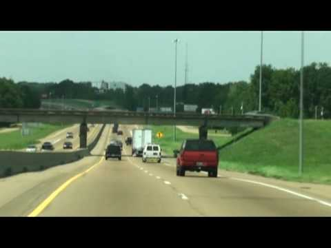 I-55 (Jackson, Ms) to I-20 (Brandon, Ms).mpg