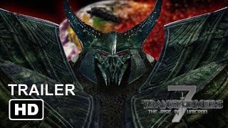TRANSFORMERS 7 THE RISE OF UNICRON (2022) -