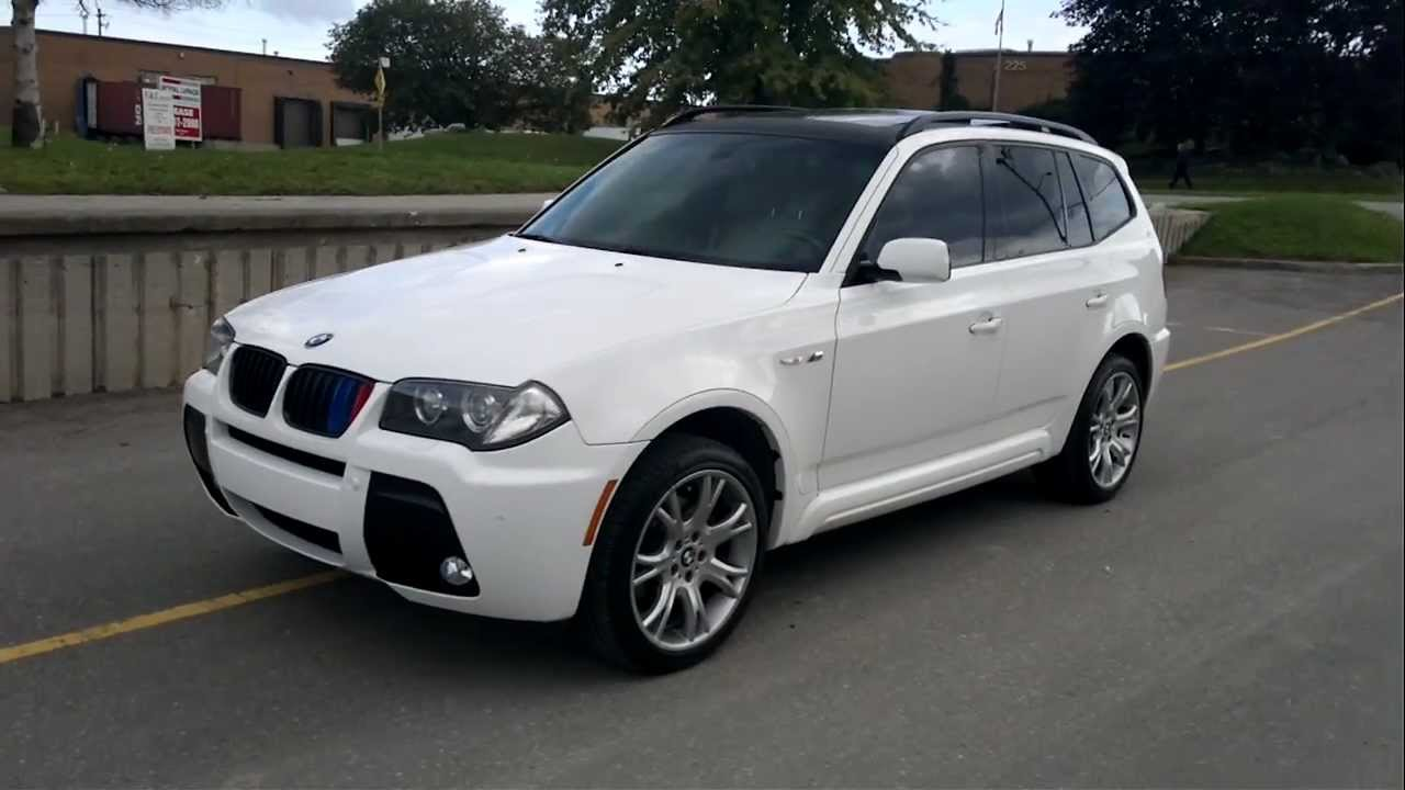 Bmw X3 Gloss White Wrap Restyleit Ca Youtube
