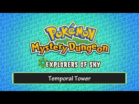 064 - Temporal Tower - (Pokémon Mystery Dungeon - Explorers of Sky)
