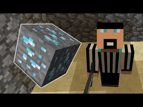 Minecraft - B*TCH Blew Up My Diamond! (Survival EP 1)