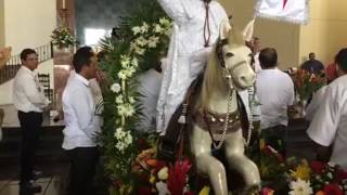 Inicio del Novenario a Santiago Apóstol Patrono de Sahuayo