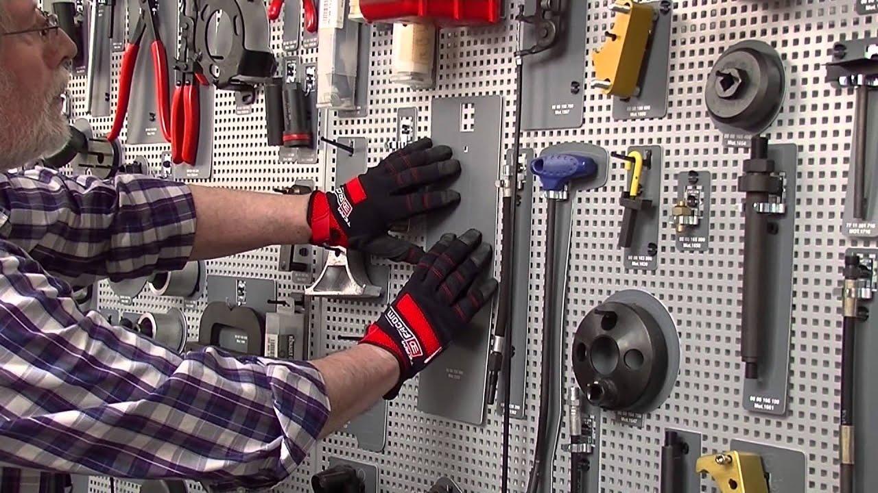 ordnungssystem spezialwerkzeuge - youtube