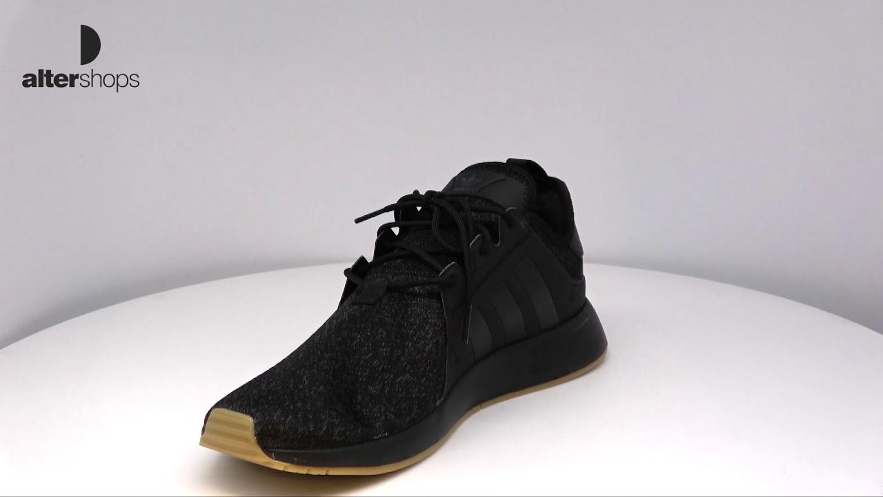 adidas Originals X_PLR B37438 - YouTube