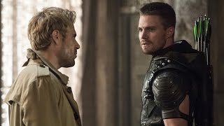 Arrow - Why We Hope to See More of Constantine - IGN Conversation