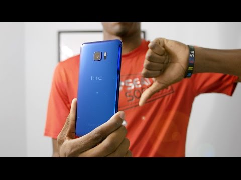 HTC U Ultra Rant: Skip this One!
