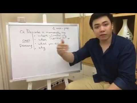 "IELTS Speaking Part 2 Topic – ""Describe a memorable trip"" 