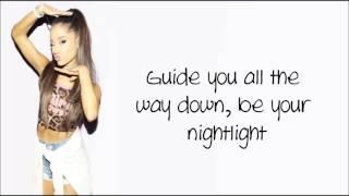 Ariana Grande December Lyrics HD