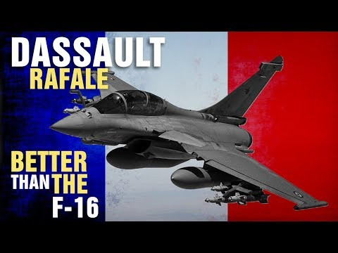 10+ Surprising Facts About The DASSAULT RAFALE Fighter Jet