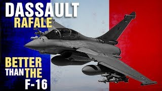 10 + Surprising Facts About The DASSAULT RAFALE Fighter Jet