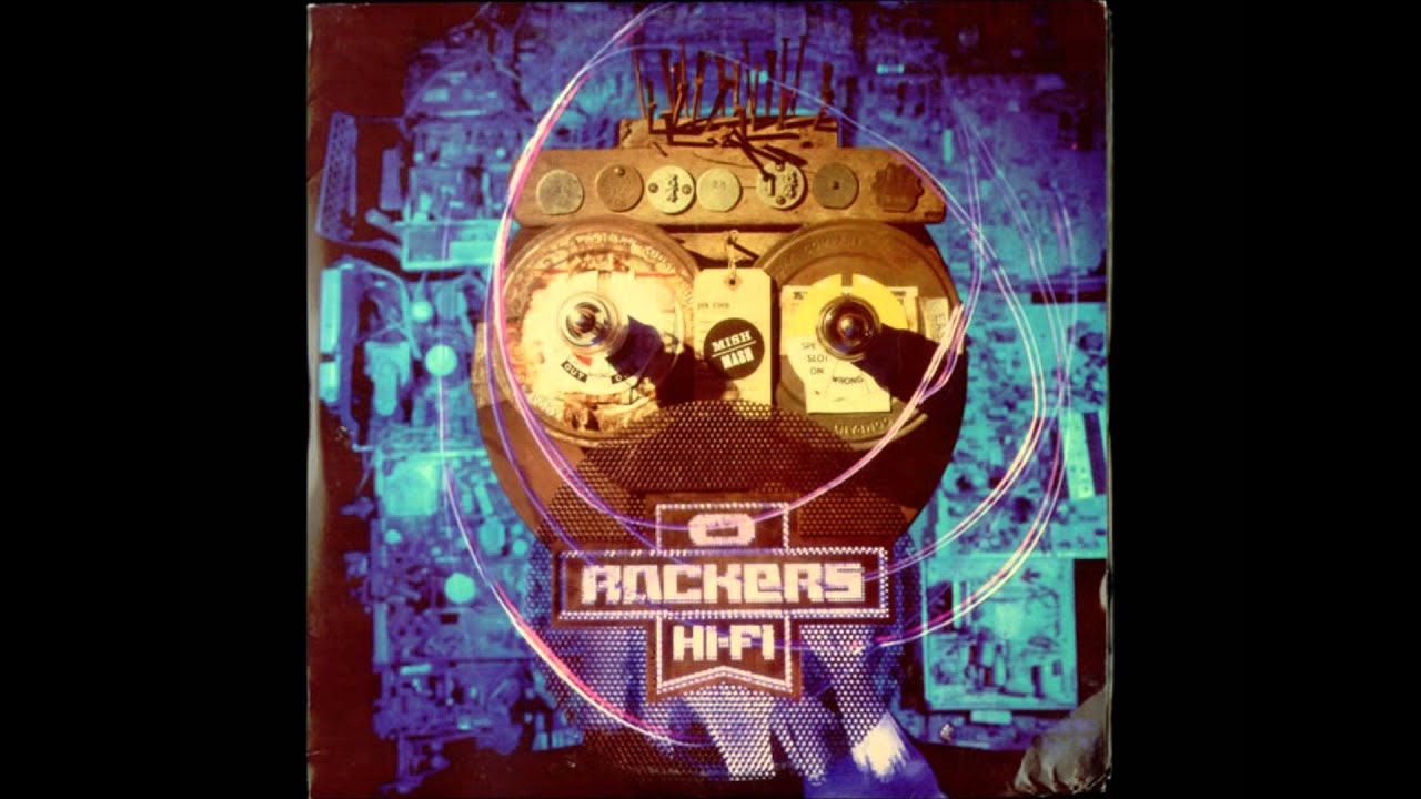 Various - Rockers Hi-Fi - DJ Kicks