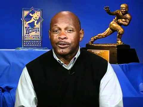 Archie Griffin for Wendy