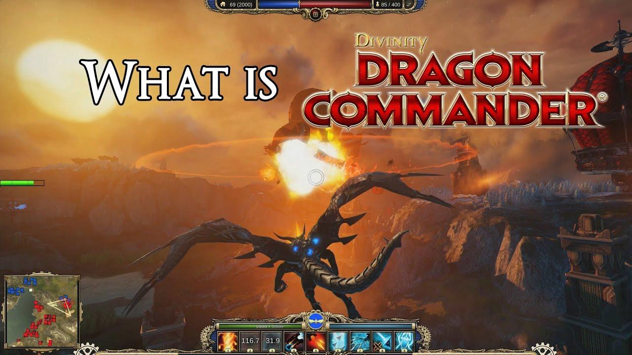 Divinity - Dragon Commander