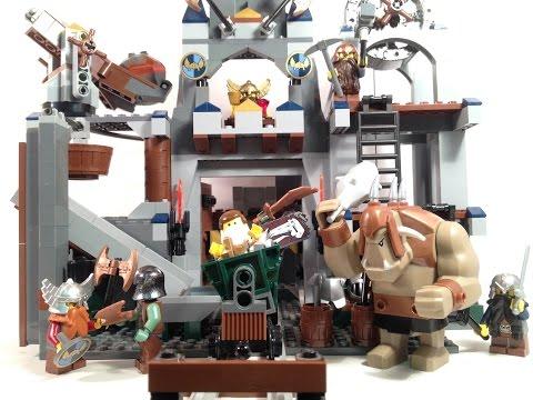 LEGO Set Reviews: 7036 Dwarves' Mine