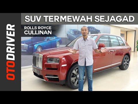 Rolls-Royce Cullinan 2018 | First Impression | OtoDriver