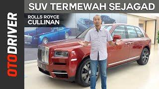 Rolls-Royce Cullinan 2018  First Impression  OtoDriver