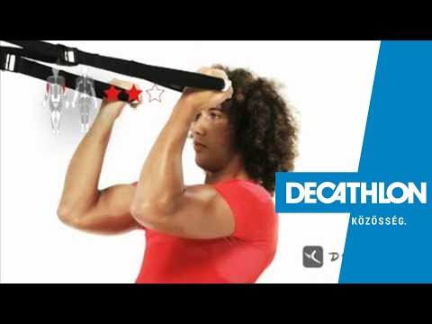 Domyos Strap Training Gyakorlat Youtube