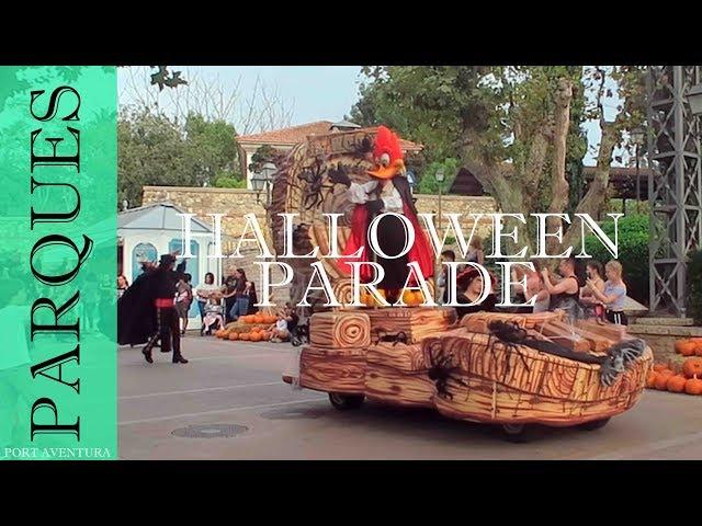 Halloween Parade 2019 en PortAventura | Salou Tarragona