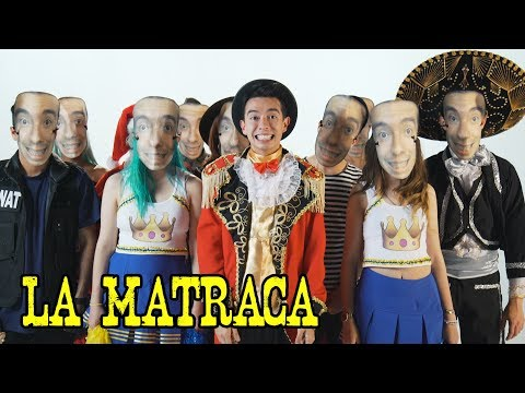 LA MATRACA / VIDEO MUSICAL - Ami Rodriguez