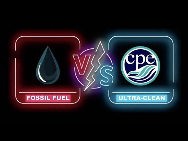 (video) The Battle: Fossil Fuels vs Ultra-Clean Fuel