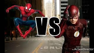 Spider man vs flash #2