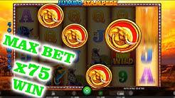 2nd spin BONUS GAME - Jumbo Stampede Slots