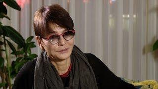 Вести. Интервью: писательница и бизнес-тренер Ирина Хакамада