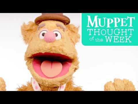 Muppet Thought of the Week: Fozzie Bear | The Muppets