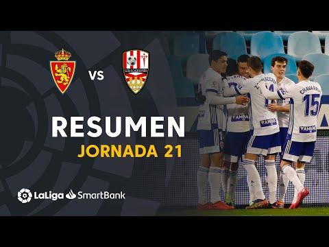 Zaragoza Logrones Goals And Highlights