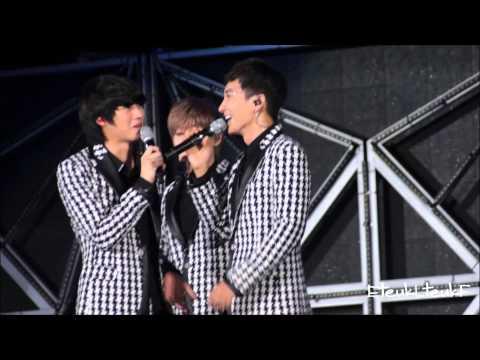 (HD) 140815 SMTOWN Superjunior Leeteuk Come Back