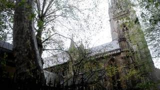 アキーラさん散策!イギリス・ロンドン・ケンジントン教会周辺,London,UK