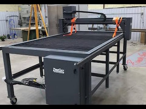Brand New Trucutcnc Plasma Table Walkaround... is trucutcnc good?
