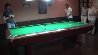 Elshan vs Anar (Baku Pool League 2014)